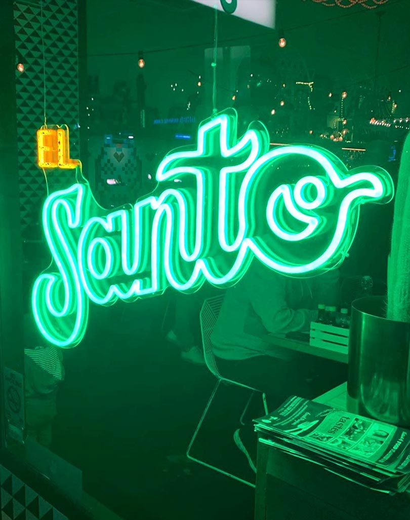 Custom Neon Handmade Signs Led Light Installations